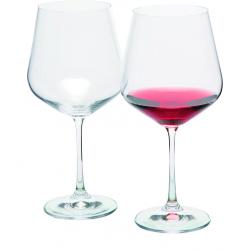 Zestaw 2 kieliszków do czerwonego wina WANAKA 2, 570 ml - H1300500ZH166