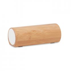 Bezprzewodowy głośnik stereo 5.0 z ABS w bambusowej obudowie - MO6219