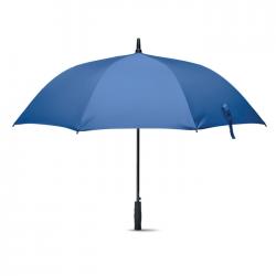 27-calowy, manualny, wiatroodporny parasol z tkaniny jedwabnej 190T z trzonkiem i żebrami włókna szklanego - MO6175