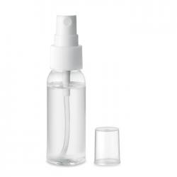 Spray do rąk w buteleczce PET wielokrotnego użytku, 30 ml - MO6178