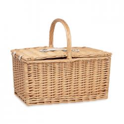 Wiklinowy koszyk piknikowy - MO6194-40
