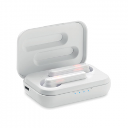 Zestaw 2 słuchawek True Wireless Stereo (TWS) 5.0 - MO6128