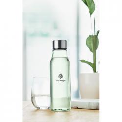 Szklana butelka z aluminiową pokrywką - MO6210-22