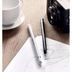 Długotrwały aluminiowy długopis bez wkładu - MO6214-06