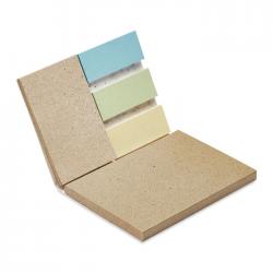 Zestaw kartek w okładce papierowej z nasionami - MO6235-06