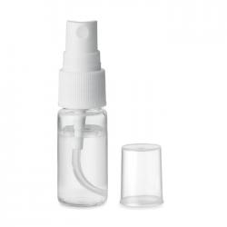 Spray do rąk w buteleczce PET wielokrotnego użytku, pojemność: 10 ml - MO6179