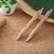 Bambusowy długopis z klipsem - ST81010
