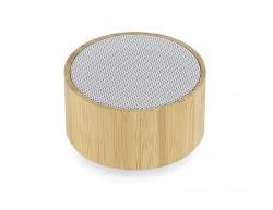 Bambusowy głośnik...