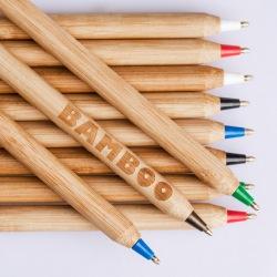 Długopis bambusowy - R73438