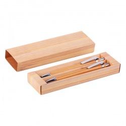 Bambusowy zestaw piśmienny...