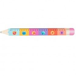 Linijka w kształcie ołówka...