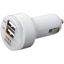 Ładowarka samochodowa USB - 2332706