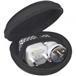 Zestaw podróżny, ładowarka USB - 3874603
