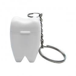 Brelok z nicią dentystyczną...