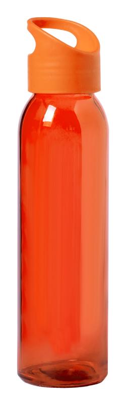 Szklana butelka sportowa -...