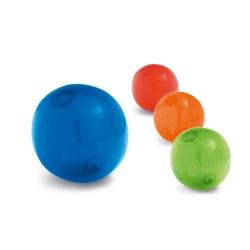 Dmuchana piłka wykonana z...