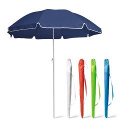 Parasol plażowy, wykonany z...