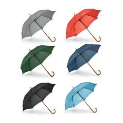 Parasol wykonany z...