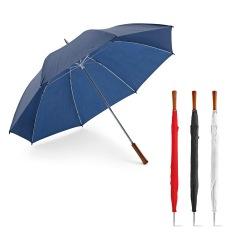 Parasol golfowy z drewnianą...