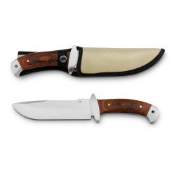 Nóż ze stali nierdzewnej i...