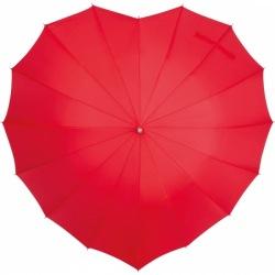Parasol w kształcie serca -...