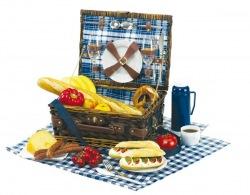 Kosz piknikowy - INS...