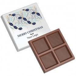Tabliczka czekolady 30 g - Nr kat.: 0527/Xmas