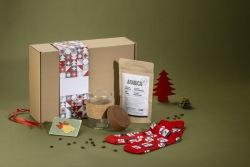 Zestaw świąteczny kawowy - AS 08501