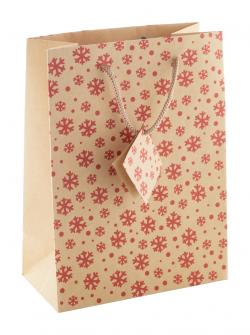Świąteczna torba prezentowa, mała - AP808767