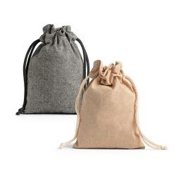 Torebka prezentowa z bawełny z recyklingu (140 g/m²)  - ST 92076