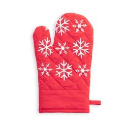 100% bawełniana rękawica kuchenna ze świątecznymi ozdobami - ST 99033