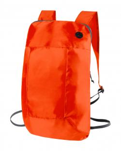 Składany plecak z regulowanymi paskami i wyjściem na słuchawki - AP781701