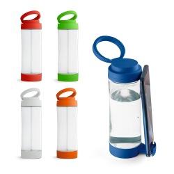 Szklana butelka sportowa z zakrętką z PP - ST 94783