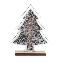 Choinka podświetlana ozdoba świąteczna - X91029.13