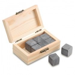 Zestaw 8 kamieni do chłodzenia napojów - R22548.13