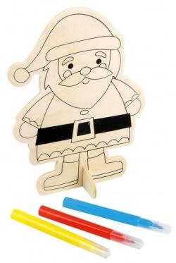 Święty Mikołaj do własnoręcznego pokolorowania - 56-0905023