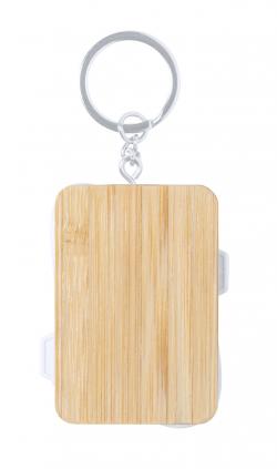 Bambusowy brelok/kabel USB ze złączami micro USB - AP722043