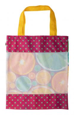Personalizowana torba na zakupy z poliestru 190T RPET - AP716401