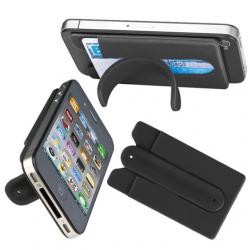 Pokrowiec na kartę do smartfona z podstawką - 345503