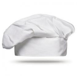 Czapka szefa kuchni z bawełny - mo8409