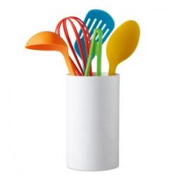 5-elementowy zestaw kuchenny wykonany z plastiku - mo8297