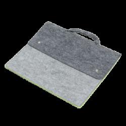 Teczka z filcu na laptopa - R08618
