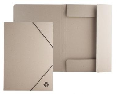 Teczki / foldery ekologiczne z nadrukiem