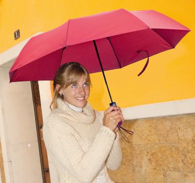 Parasolki manualne