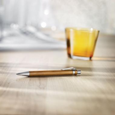 Długopisy ekologiczne z nadrukiem