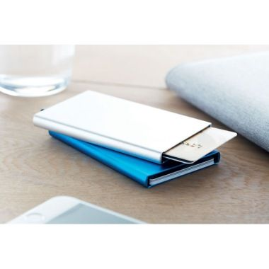 Etui na karty kredytowe RFID / Portfele reklamowe