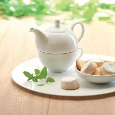 Zestawy do kawy i herbaty / dzbanki