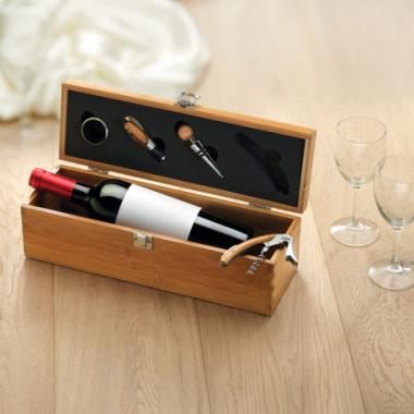 Zestawy do wina / akcesoria do alkoholi