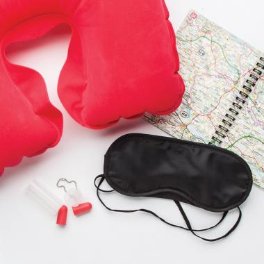 Poduszki podróżne / zatyczki do uszu