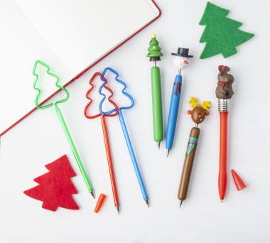 Długopisy i ołówki ze świątecznym akcentem